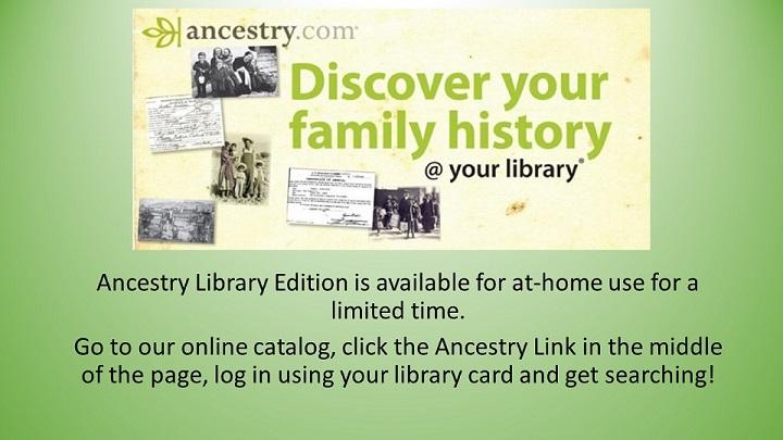 ancestryathome